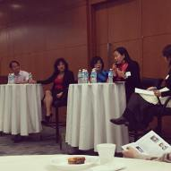Women at NAAAP (WIN) Women at the Helm: Working Together panel