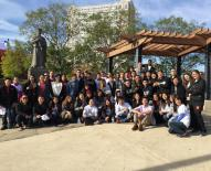 NAAAP Philadelphia's Annual Chinatown Fall Cleanup 2015